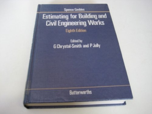 9780408015578: Estimating for Building and Civil Engineering Works