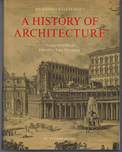 9780408015875: Sir Banister Fletcher's A History of Architecture