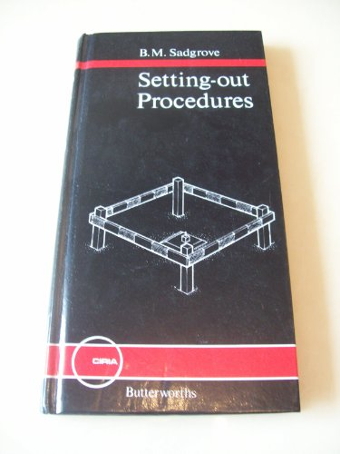 9780408027458: Setting-out Procedures