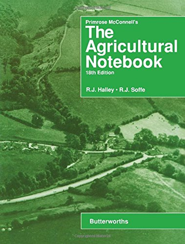 9780408030601: Agricultural Notebook