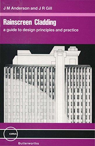 9780408030939: Rainscreen Cladding: A Guide to Design Principles and Practice (Ciria Building and Structural Design Report Walls)