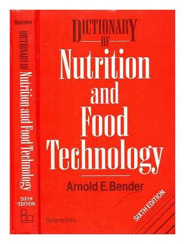 9780408037532: Dictionary of Nutrition and Food Technology