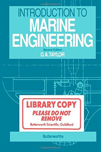 9780408057066: Introduction to Marine Engineering