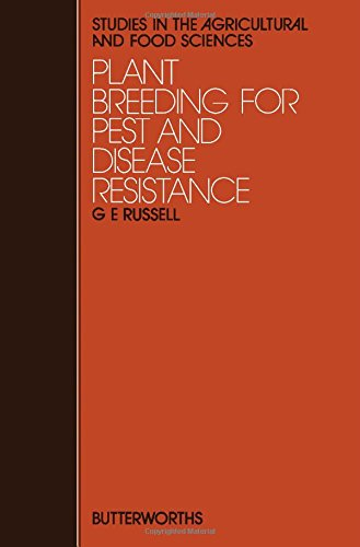 9780408106139: Plant Breeding for Pest and Disease Resistance (Studies in the agricultural and food sciences)