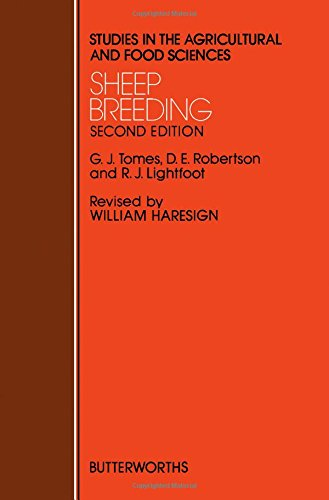9780408106337: Sheep Breeding (Studies in the agricultural and food sciences)