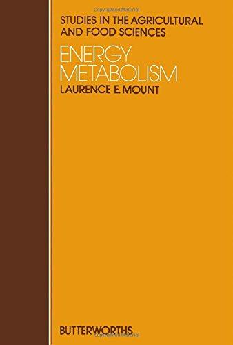 9780408106412: Energy Metabolism (EAAP publication)
