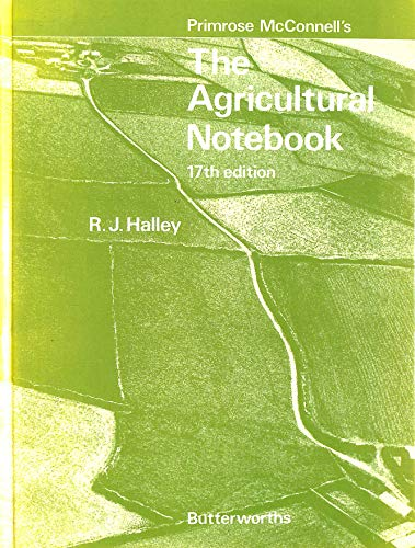 9780408107013: Agricultural Notebook
