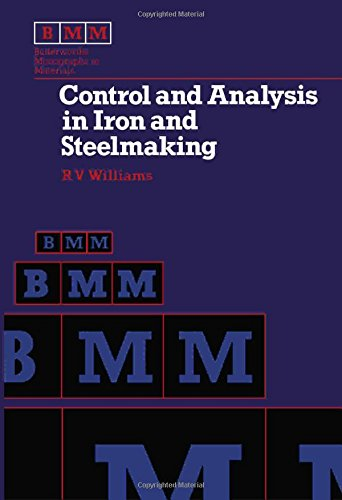 9780408107136: Control and Analysis in Iron and Steelmaking (Monographs in Materials)