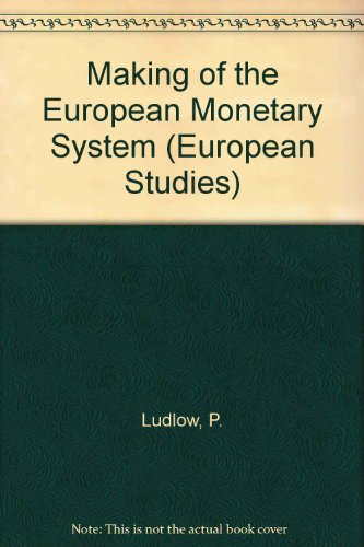 9780408107280: Making of the European Monetary System