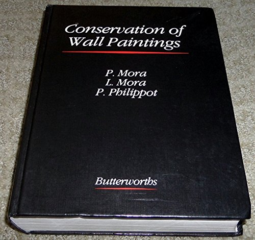 9780408108126: Conservation of Wall Paintings (Butterworth-heinemann Series in Conservation & Museology)