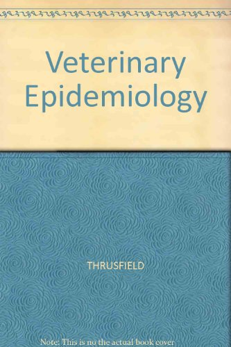 9780408108614: Veterinary Epidemiology