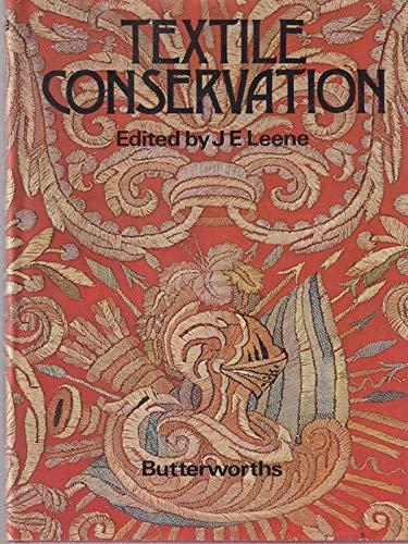 9780408367509: Textile Conservation