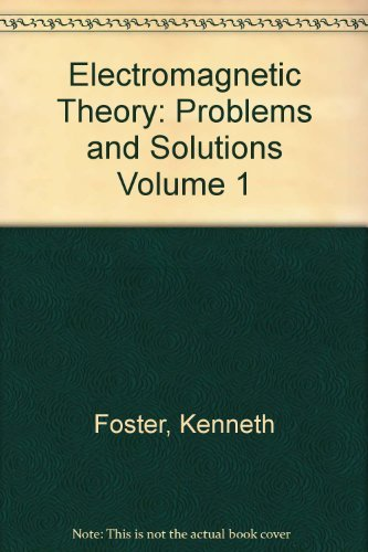 9780408449007: Electromagnetic theory: problems and solutions