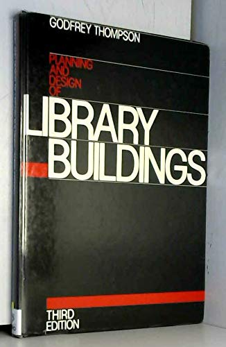 9780408500241: Planning and Design of Library Buildings (Library of Planning & Design)