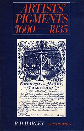 9780408700047: Artists' Pigments c.1600-1835