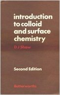 Introduction to Colloid and Surface Chemistry: Duncan J. Shaw