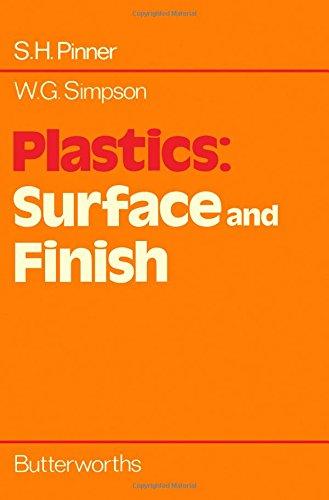 9780408700627: Plastics: Surface and Finish