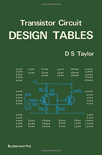 9780408701464: Transistor Circuit Design Tables