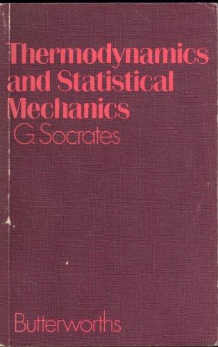 9780408701938: Thermodynamics and Statistical Mechanics