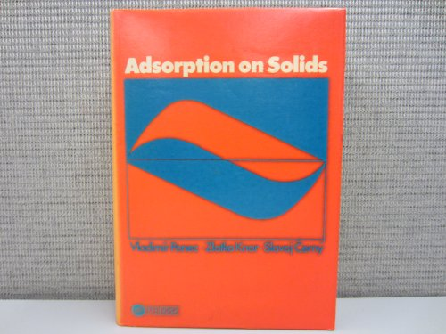 9780408702867: Adsorption on Solids