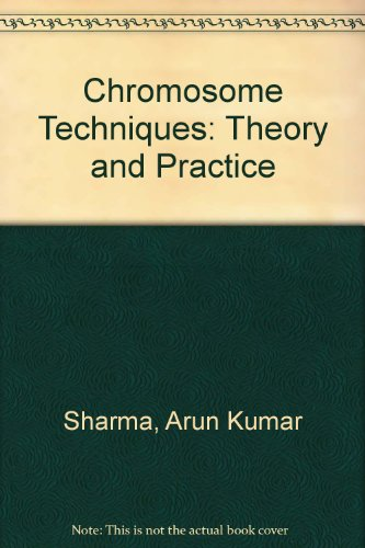 9780408703079: Chromosome Techniques: Theory and Practice