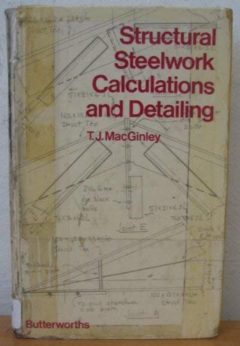 9780408704694: Structural Steelwork Calculations and Detailing