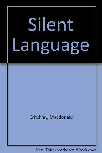 9780408706346: Silent Language