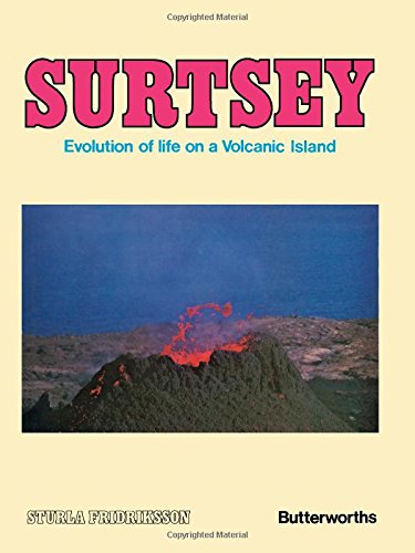 9780408707008: Surtsey: Evolution of Life on a Volcanic Island