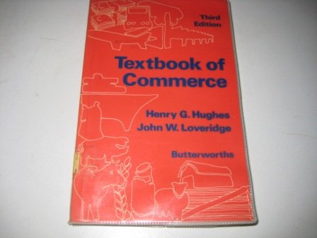 9780408709286: Textbook of Commerce