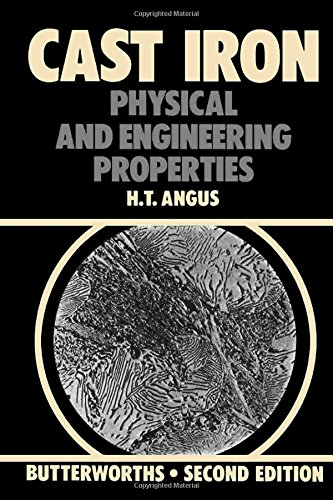 9780408709330: Cast Iron: Physical and Engineering Properties