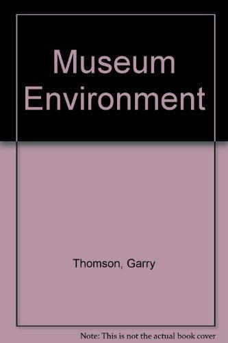 9780408709491: Museum Environment