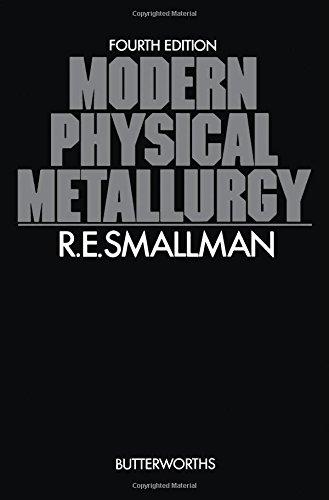9780408710503: Modern Physical Metallurgy (Butterworths Monographs in Metals)