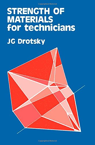 9780409110821: Strength of Materials for Technicians
