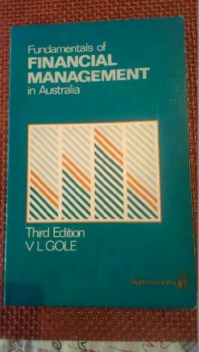 9780409300314: Fundamentals of Financial Management in Australia