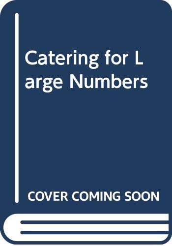 9780409306422: Catering for Large Numbers