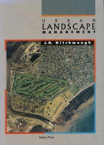 9780409307481: Urban Landscape Management