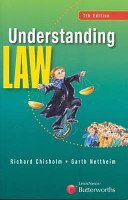9780409323467: Understanding Law: An Introduction to Australia's Legal System