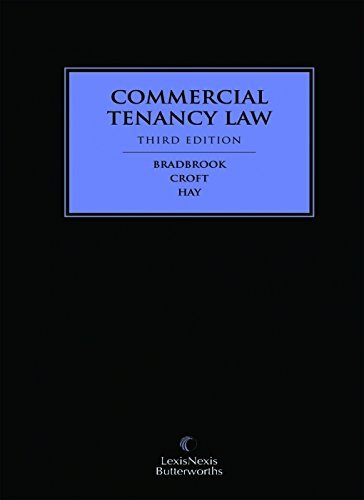 Commercial Tenancy Law in Australia (Hardcover): Clyde E. Croft