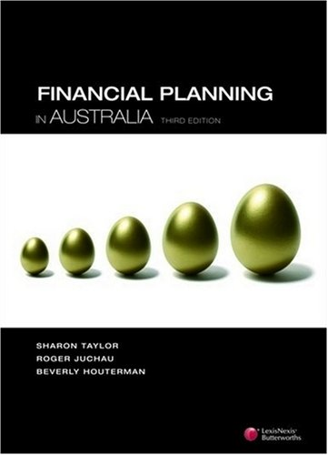 9780409325607: Financial Planning in Australia