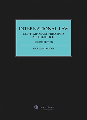 9780409327038: International Law: Contemporary Principles and Practices - 2nd Edition