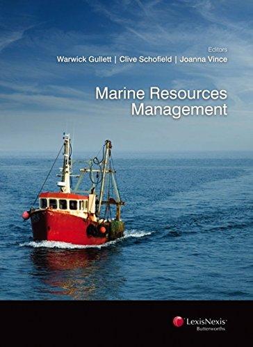Marine Resources Management (Paperback): Warwick Gullett