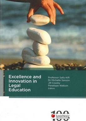 Excellence and Innovation in Legal Education (Paperback)