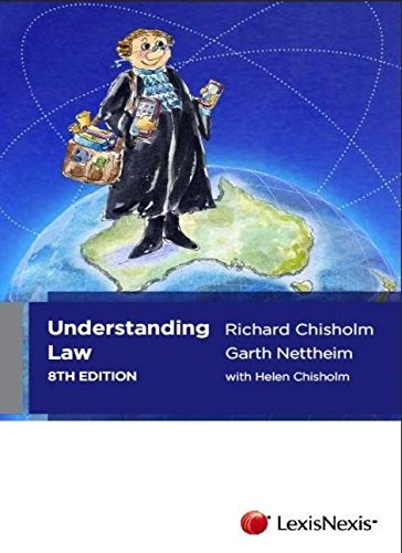 9780409328448: Understanding Law - 8th Edition