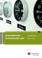 9780409329254: International Commercial Law, 5th Edition