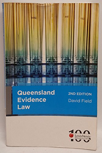 9780409329360: Queensland Evidence Law - 2nd Edition