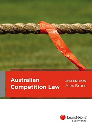 9780409332827: Australian Competition Law, 2nd Edition