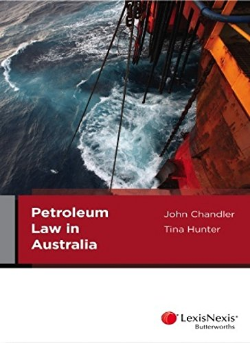 9780409333206: Petroleum Law and Policy in Australia