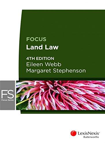 Focus: Land Law (Paperback): E. Webb