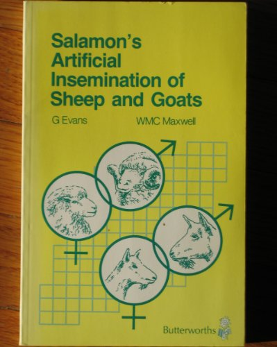 Salamons Artificial Insemination of Sheep and Goats: Evans, Gareth