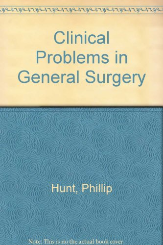9780409492132: Clinical Problems in General Surgery